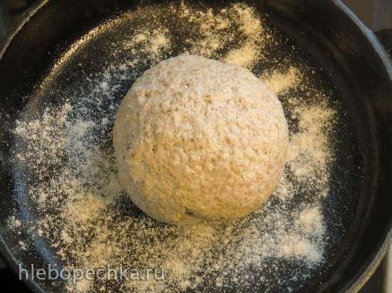 """""""Живой"""" хлеб без муки с семенами и орехами"""