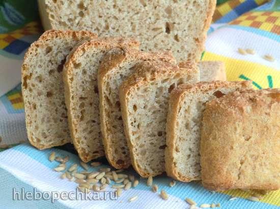 Овсяный хлеб на деземе