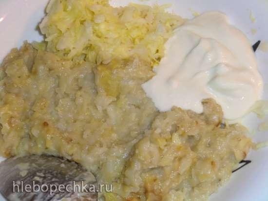 Картофельная начинка для пирогов/пирожков в скороварке