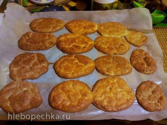 Упси-хлеб (oopsie-bread) или хлеб-облако (bread-cloud) - без муки, диетический или для спортсменов