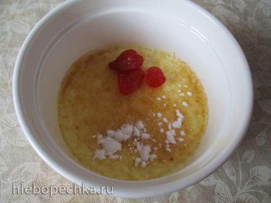 Сливочный десерт с карамельной корочкой Крем-брюле
