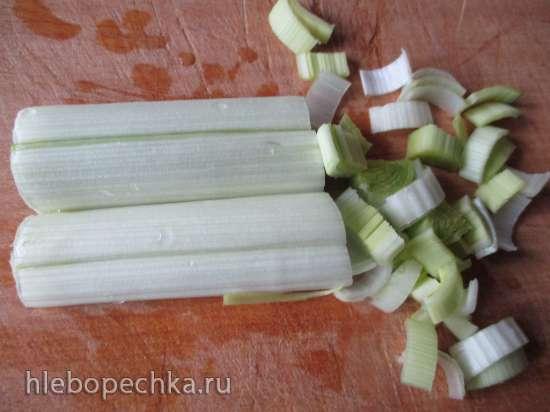 Кукурузный суп с беконом (рецепт Гордона Рамзи)