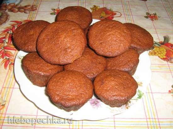 Тыквенный кекс на кефире (Buttermilk Pumpkin Bread)