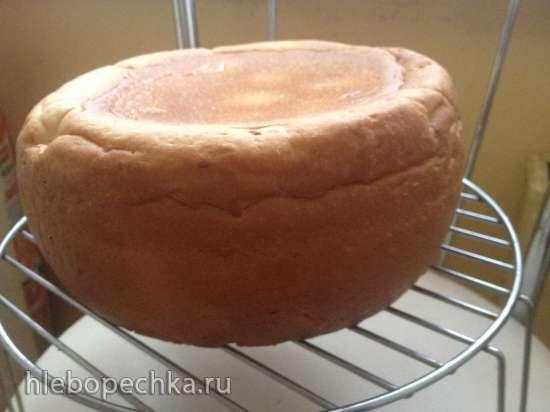 Хлеб Сливочный (скороварка Steba DD1)