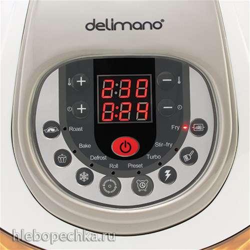 Мультипечь Delimano 3d