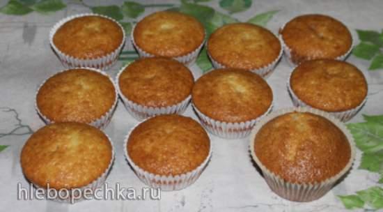 Бисквит «Черный Принц» для торта или капкейков