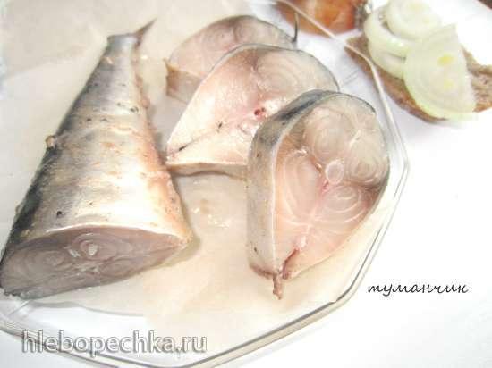 Рыба слабосоленая для ленивых в вакуумной упаковке (длительного хранения)