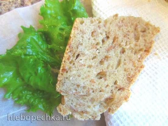 Дрожжевой хлеб «Барвихинский» в хлебопечке