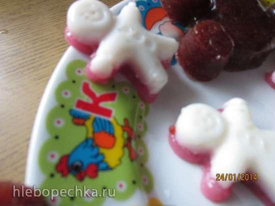 Мармелад Клубника со сливками