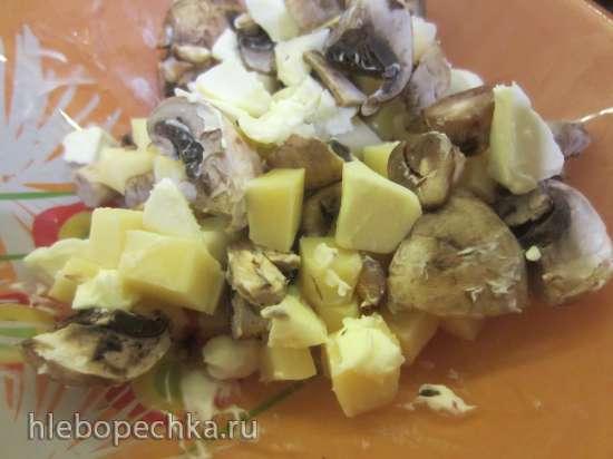Кабанчик в куриной коже (Мультипечь GFB-1500 PIZZA-GRILL)