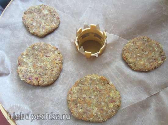 Полезные сладости из клетчатки (утилизация жмыха от соковыжималок)