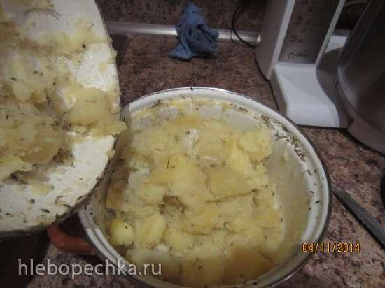 Самый вкусный отварной картофель