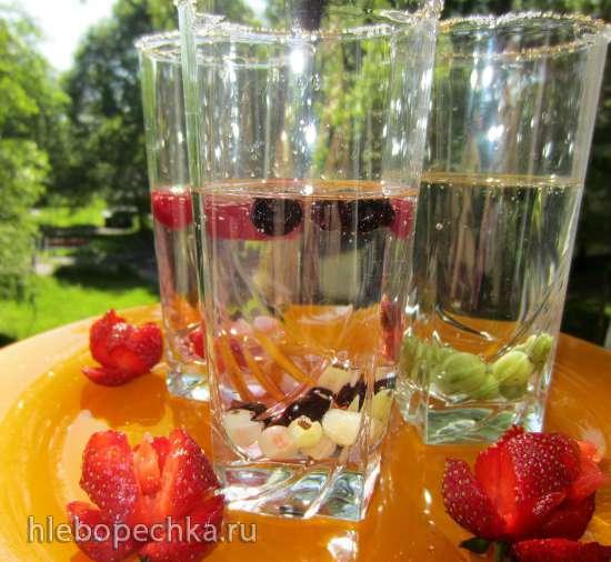 Ягодная вода