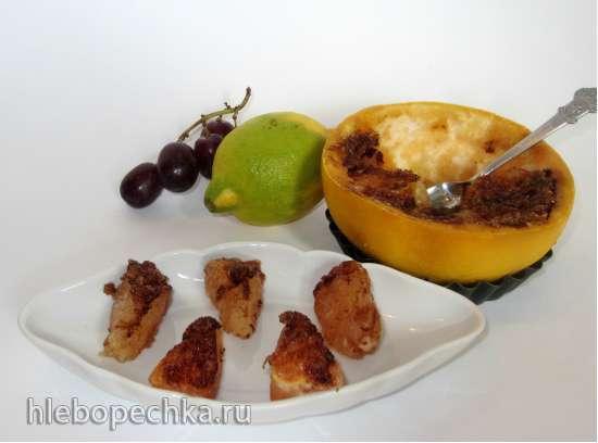 Десерт Умасленный грейп