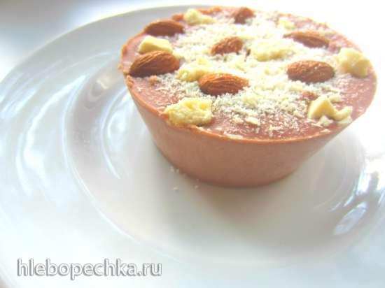 Сметанный десерт Бурфи (или крем, или прослойка для пирога)