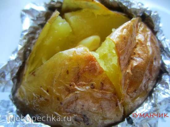 Картофель «Папасад» с сырным соусом - фирменное блюдо ресторана «Лидо»