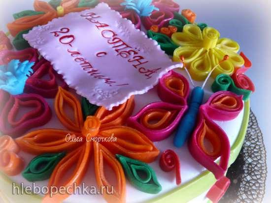 Олька я (галерея тортов)
