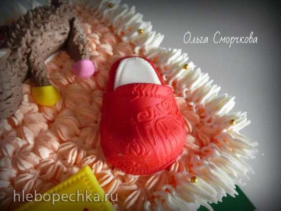 Торт тигруля фото 1