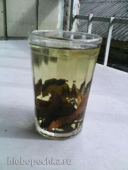 Зеленый чай - ферментация в йогуртнице Brand 100 и мультиварке Brand 701