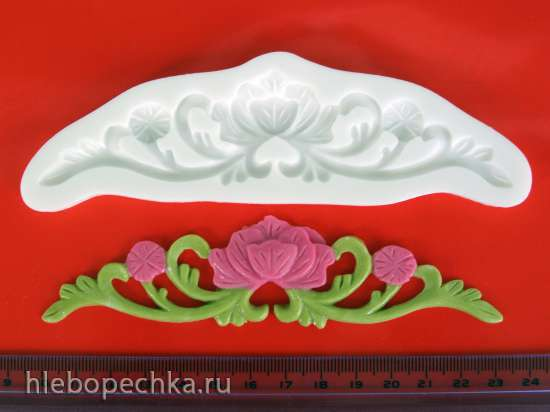 Силиконовые молды для мастики в наличии и под заказ (СП, Украина, Россия)