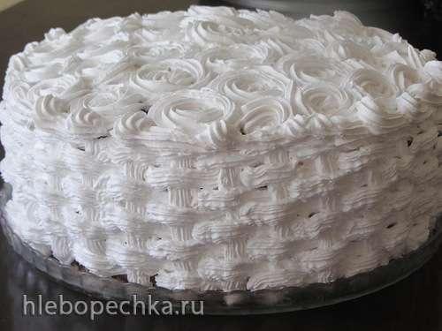 Торт Ферреро Роше (Ferrero Rocher Cake)