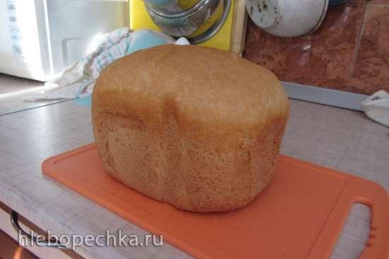 Я испек магазинный хлеб :(