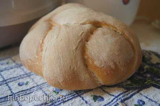 Хлеб с узелком сестер Симили