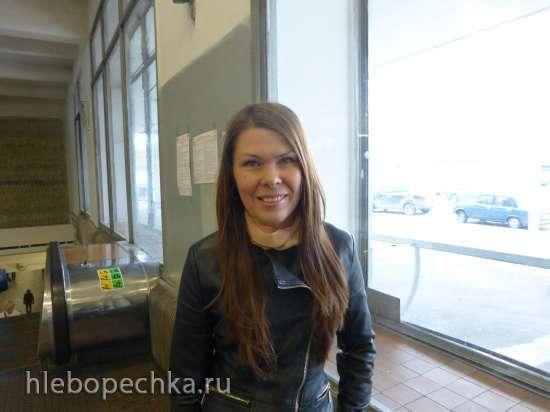 Встречи в подземелье или раздача  слонов (СП рыбочисток luxfish в Москве)