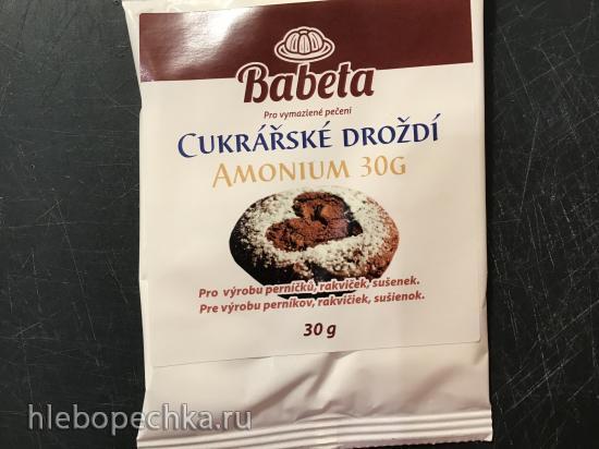 Пирожное Домино