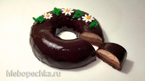 Шоколадный чизкейк без выпечки