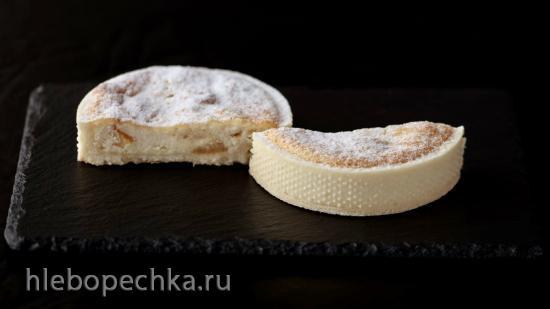 Тарт с рикоттой от Джорджио Локателли