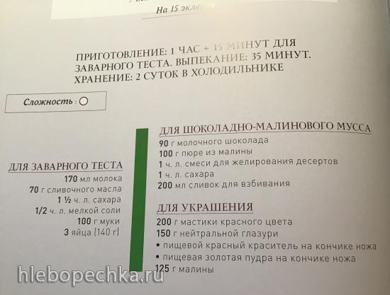 Калейдоскоп рецептов от & Ко