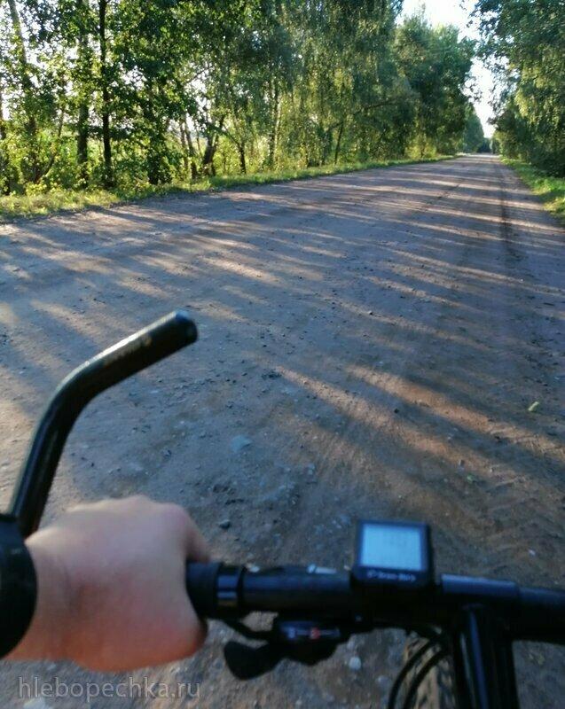 Беговые итоги августа 2020. Первый велозаезд. Фиаско в урожае