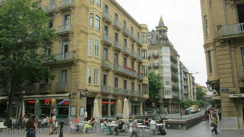 «Я мозаику сложу…» Испания