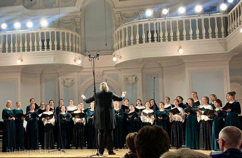 Концерт к 90-летию со дня рождения композитора А. И. Пирумова