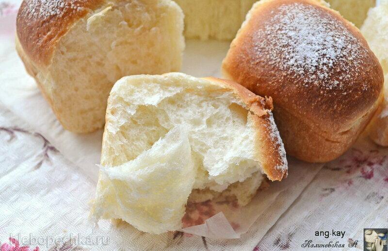 Булочки со сливочным сыром