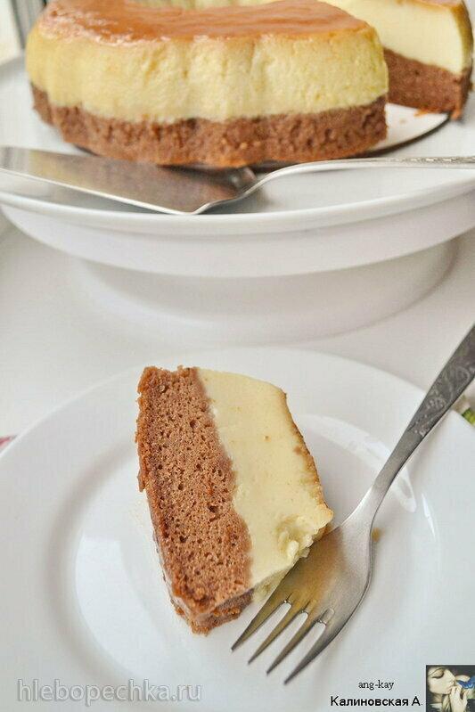 Кремово-карамельный пирог Кодрит-кадир (Kodrit Kadir)