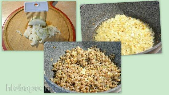 Гречотто с сыром