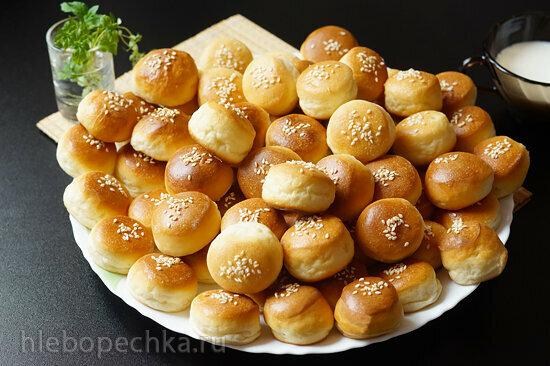 Булочки для мини-бургеров