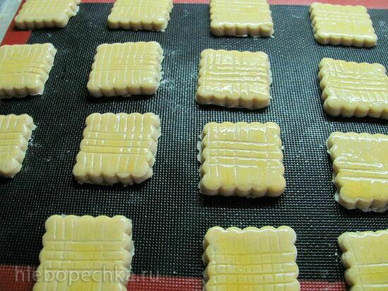 Имбирное печенье господина Z на аммонии