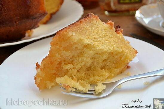 Карибский кекс