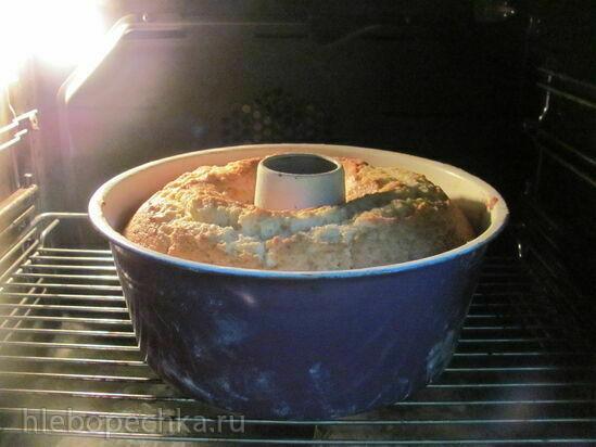 Масляный кекс «Кентукки бурбон» (Kentucky Bourbon Butter Cake)