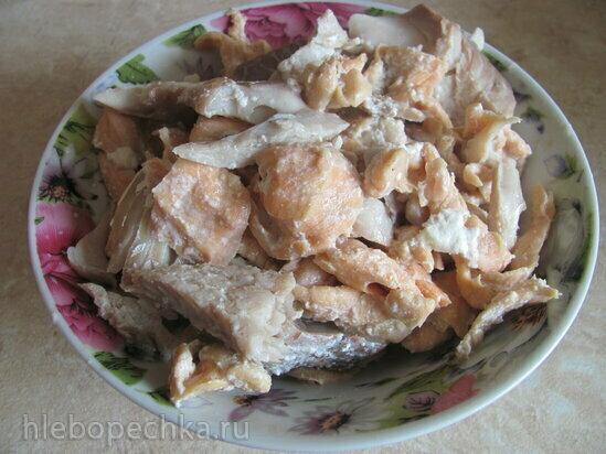 Рыбный пирог (Fish pie)