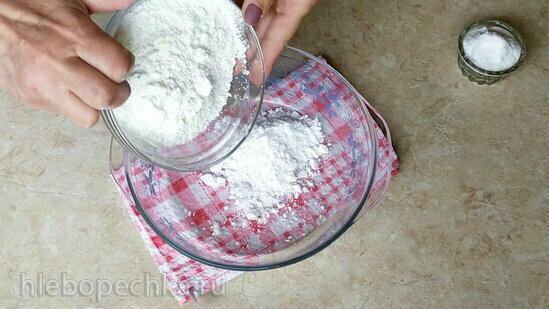 Мука самоподнимающая, для тортов и разрыхлитель в домашних условиях – как сделать (+видео)