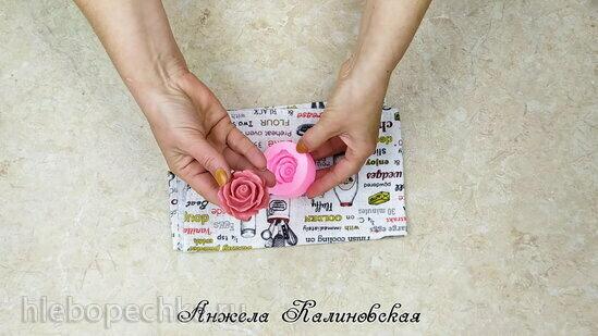 Желейный эластичный шоколад для цветов и фигурок. Для молдов (+видео)