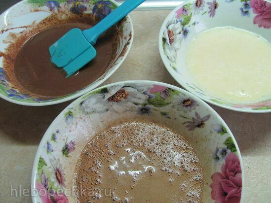 Чизкейк Три шоколада от Лизы Глинской