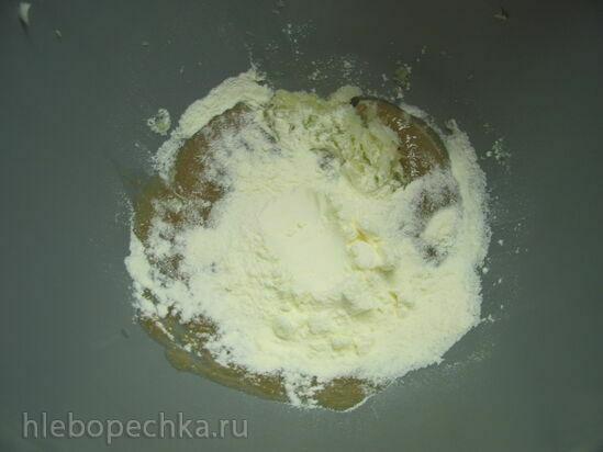 Зефир грушевый с лаймом и медом