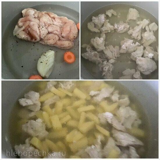 Суп по мотивам  Зямы