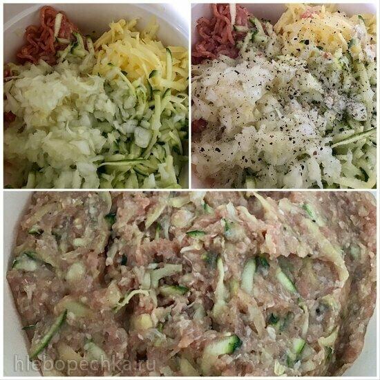 Тефтели с овощами в Ninja® Foodi®