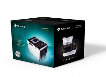 Технические характеристики хлебопечки Gemlux GL-BM-775